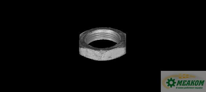 Гайка  ПКУ-08.15.605 рычага привода ножа(узкая)