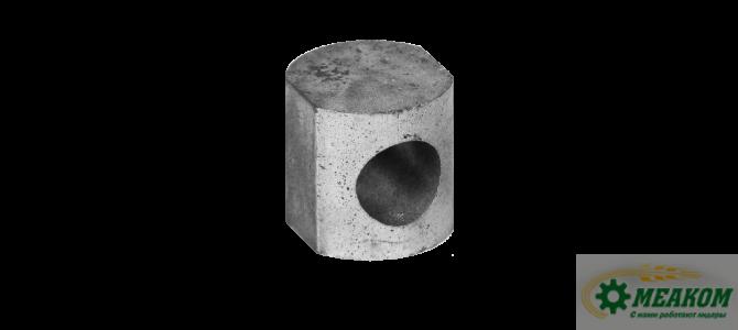 Глазок 142 03 07 001 пальца шнека жатки (металлокерамика) ф16мм