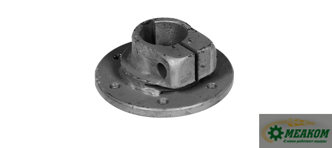 Ступица  РСМ-10Б.14.62.200 шкива барабана измельчителя