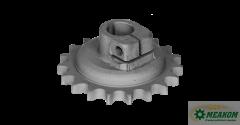 Звездочка 3518060-16269 контрпривода наклонной камеры(z=19 t=25,4)
