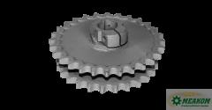Блок звездочек 3518060-18390 реверса наклонной камеры(z=25-28 t=25,4)