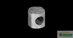 Глазок 142 03 07 001 пальца шнека жатки(металлокерамика) ф16 мм.