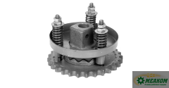 Механизм предохранительный колосового шнека 54-2-19-3Б