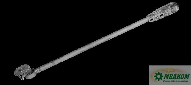 Шатун ЖВН-01 560 привода режущего аппарата в сборе
