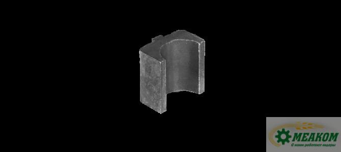 Вкладыш КДМ 0058А подшипника соломотряса (металлокерамика)