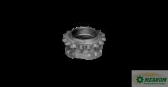 Звездочка КЗР 1504622 ведомая обгонной муфты привода мотовила(z=17 t=19,05)