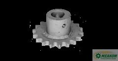 Звездочка Н 022.319.01 привода распределительного шнека(z=15 t=19,05)