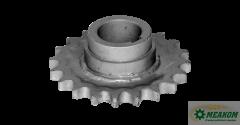 Звездочка РСМ-10 01.55.240 привода выгрузного шнека(z=20 t=19,05)